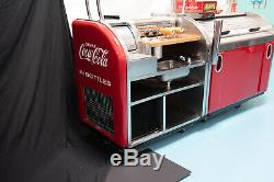 1 of 10 known Coca Cola Victor Kooler Grills. The Holy Grail