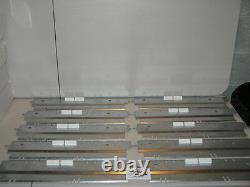 (10) Vendo 540,576,720 V-max Soda Vending Machine Can Shim & Gauge Bar Clip Kit