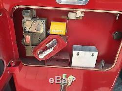 1940's-50's Coca Cola VMC 33 Vending Machine Working Coca Cola / Pawn Stars