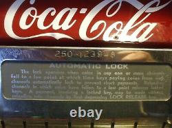 1950's Brandt Coca-Cola theme change machine cash register vending machine
