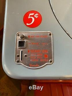 1950s Coca Cola Vendo A23 Deluxe Spin Top