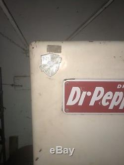 1950s Dr. Pepper Vending Machine