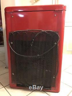 1950s Vendo A23E Coke/Coca Cola 23 Spin Top Vending Machine WORKS PERFECTLY
