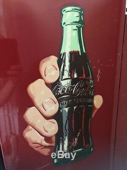 1951 COCA-COLA Bottle Machine Cavalier C51-A Antique Vintage Classic Soda Pop