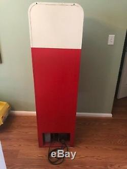 1955 VMC Vendo 44 Coke Machine Original Fully Functional