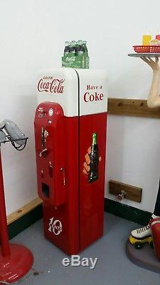 1955 VMC Vendo 44 Coke Machine Professionally Restored 81 39 by Carl Coates