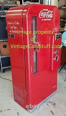 1955 Vendo 81 Coca-Cola Coke Machine Model 81-A ORIGINAL Condition SURVIVOR