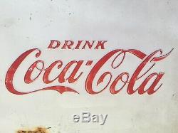 1959 Cavalier 96-B Vintage Coca Cola Vending Machine