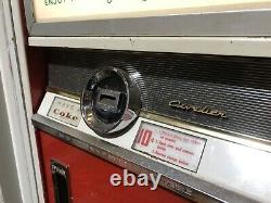 1964 Coca-Cola Coke Vending Machine 96 Bottle $. 10 Original Condition