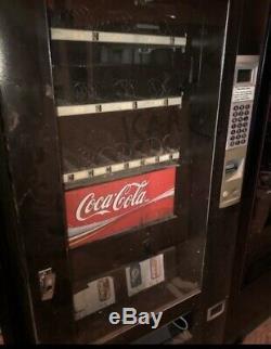 2 X Combo Snack & Soda Vending Machine
