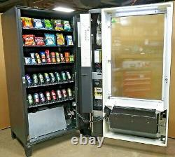 AMS 39 VCF Canned/Bottled Combination Snack/Soda Vending Machine