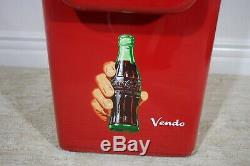 Antique Coca Cola (coke) Machine Model Vendo 44