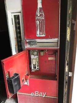 Antique Vendo 126 Coke Vending Machine $250 Coca Cola