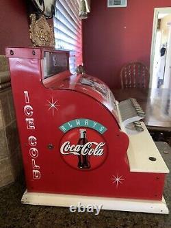 Antique coca cola cash register Collectible