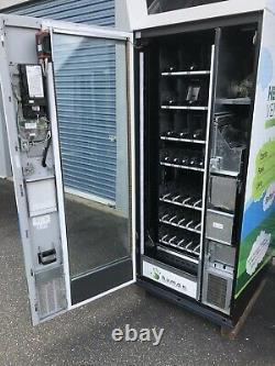 Beautiful Jofemar Combo Refrigerated Snack/soda Vending Machine