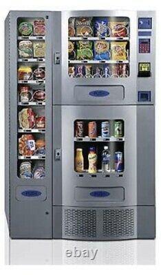 Brand New In Box Seaga Genesis Office Deli Combo Soda / Snack Vending Machine