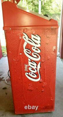 COCA-COLA Cooler machine