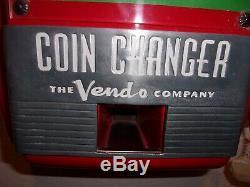 COCA COLA Vendo Coin Changer Relisted