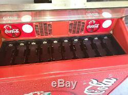 COCA-COLA vending machine