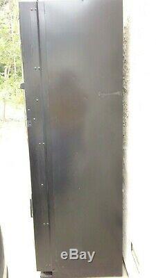 COLA DRINK CAN Soda Vending Machine Dixie SAFEWAY Bubble Front Clean