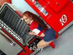 Cavalier 72 Coca-Cola Coke Machine Professional Restoration Vendo 81 BEST IN USA