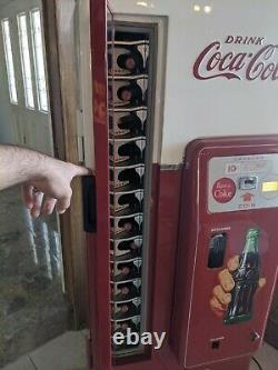 Cavalier 96 Vintage Coke Machine