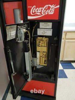 Cavalier Coca Cola Coke Bottled Vending Machine Model CSS-8-64