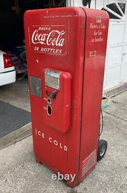 Cavalier Coke coca cola machine C51