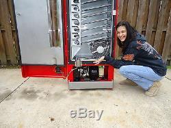 Coca Cola Coke Machine Cavalier 72 Pro Restoration Vendo 81 BEST IN THE USA! 39