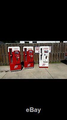 Coca Cola Coke Machine Cavalier 72 Professional Restoration Vendo 81 56 44 39 80