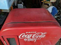 Coca Cola Coke soda Machine Vendo 81 A pepsi 7up 81 39 44 56 Will ship
