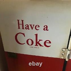 Coca Cola Machine 10 cent, Cavalier 72