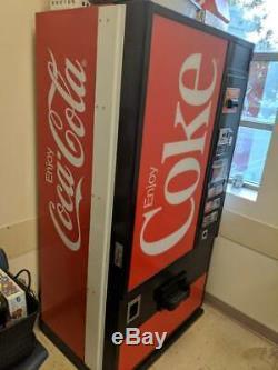 Coca Cola- Soda Can-vending Machine-dn368 -coke-pepsi