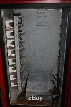 Coca Cola Vending Machine Cavalier Vtg BHL-871 Things Go Better With Coke @@@