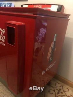 Coca-Cola Vending Machine by Cornelius See Description