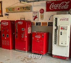Coca Cola Vendo 81 Coke Machine