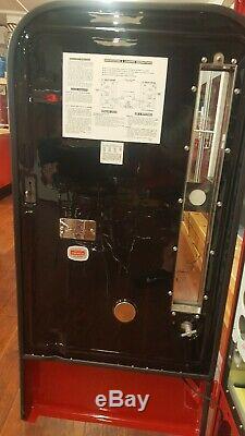 Coca Cola, Vendo 81D, Soda Bottle Vending Machine, Super Pro Resto