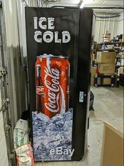 Coca Cola Vendo Soda Vending Machine