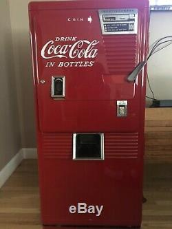 Coca Cola Westinghouse WC-42T soda dispenser machine Coke Machine