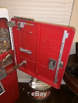 Coca Cola Westinghouse WC-42T soda dispenser machine Coke Machine Working