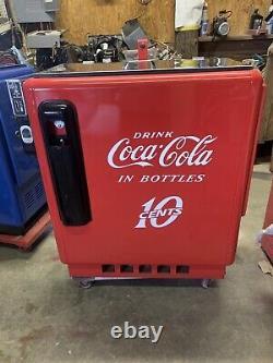 Coca Cola machine/Glasco Slider 1950s restored price reduced