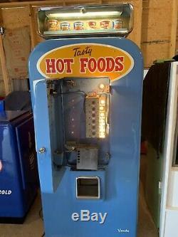 Coca cola / Vendo Hot Foods Machine