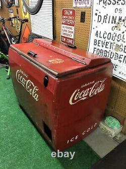 Coca cola machine