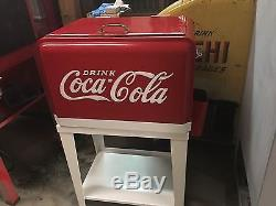 Coca cola machine 1930s westinghouse 1/2 junior- price reduced