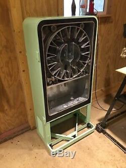 Coke Machine Converted To Dr Pepper Machine (Vendorlator VMC 33D-33)