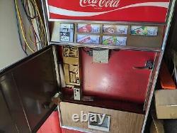 Coke Machine Working Vendo V165b