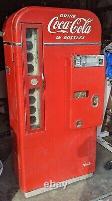 Coke coca cola Machine Vendo 81D pepsi 7up vmc 33 44 56 soda