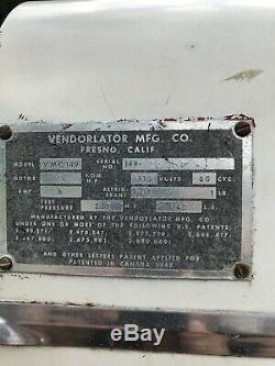 Coke machine Vendorlator vmc-149
