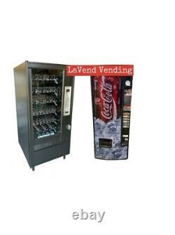 Combo Bundle AP 6600 & Vendo 276 Snack/Soda Vending Machines