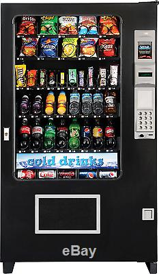 Combo Glass Front Soda/Snack/Candy Vending Machines Brand New (Made In America)